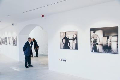 Presentación Exposición Flamenco Carlos Saura