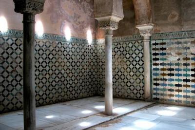 Baño Real de la Alhambra de Granada