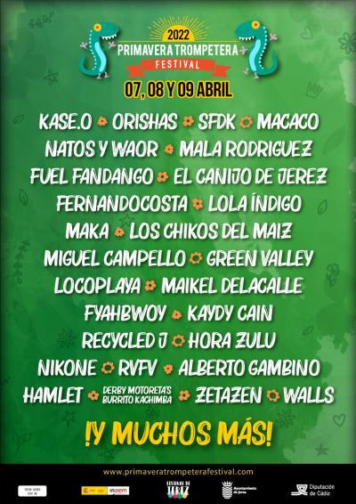 Festival Primavera Trompetera. Jerez