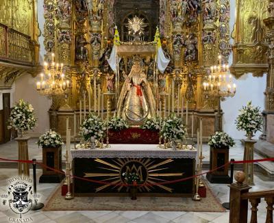 Visitas Guiadas - Camarín Virgen del Rosario