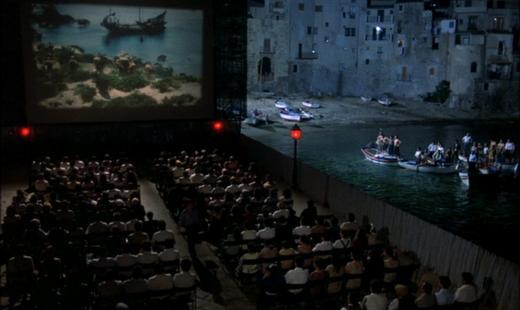 """Fotograma de la película """"Cinema Paradiso"""""""