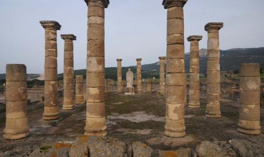 Conjunto arqueológico de Baelo Claudia (fotografía: www.andalucia.org)