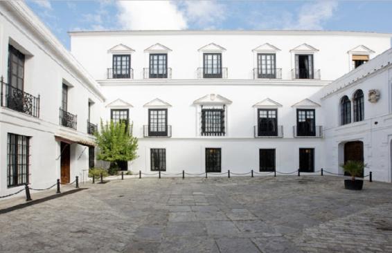 Archivo de la Fundación Casa de Medina Sidonia (jpeg 144 Kb)