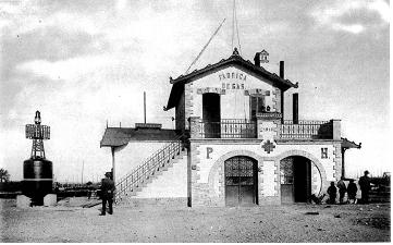 Fabrica de gas 1913