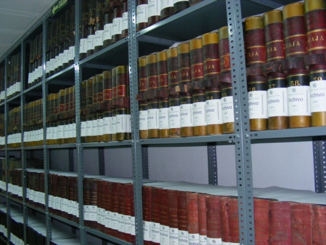 Archivo Histórico Minero de la Fundaciíon Río Tinto (jpeg 96 Kb)