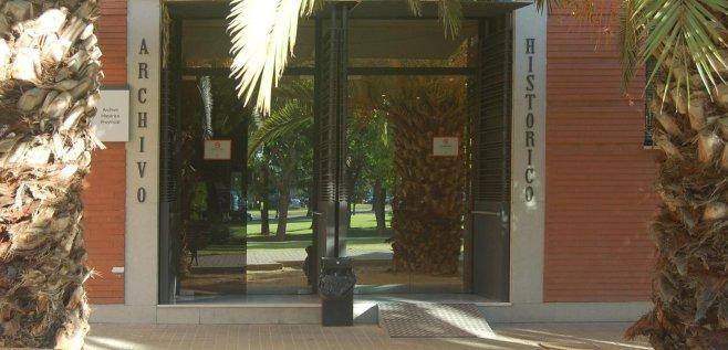 Edificio del archivo