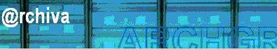 banner archiva azul