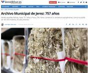 Archivo Municipal de Jerez - 757 años