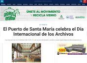 El Puerto de Santa María celebra el Día Internacional de los Archivos