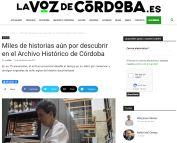 Miles de historias aún por descubrir en el Archivo Histórico de Córdoba
