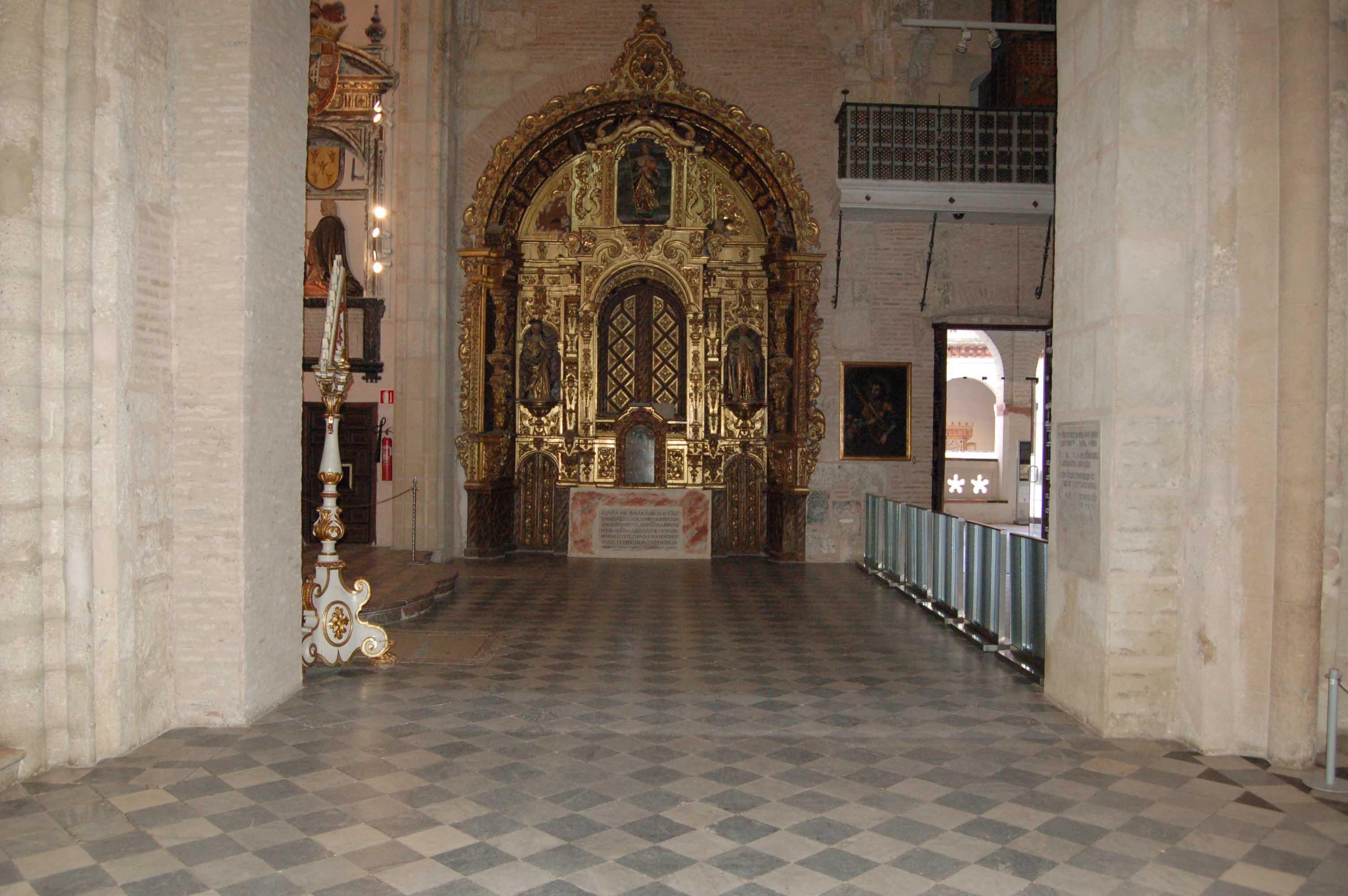Enclave Monumental San Isidoro Del Campo Enclaves Culturales De