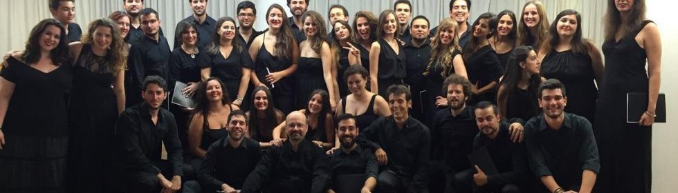 El Joven Coro de Andalucía en el Auditorio Manuel de Falla de Granada. 7 julio 2016 @Foto: Javier Rivera