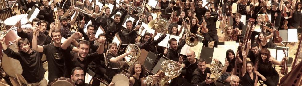 La Orquesta Joven de Andalucía en el Auditorio Manuel de Falla de Granada. 10 julio 2016 @Foto: María Marí-Pérez