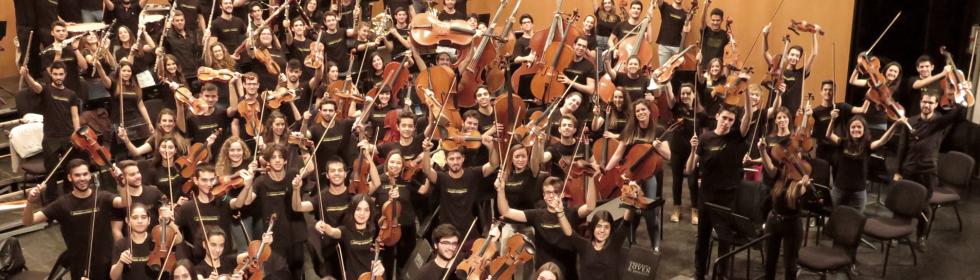 La Orquesta Joven de Andalucía en el Teatro Cervantes de Málaga. 6 enero 2017 @Foto: María Marí-Pérez