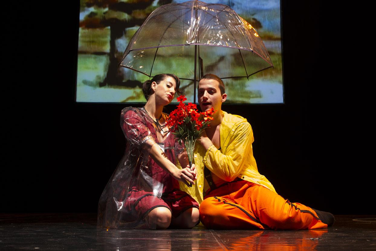 Imagen del espectáculo - De Flor en flor