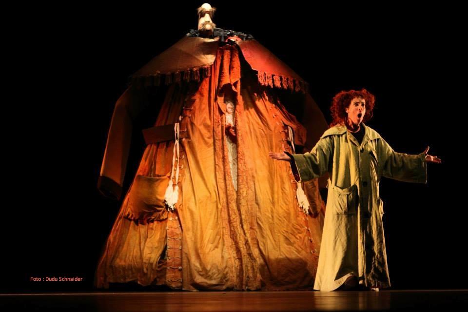 Imagen del espectáculo - El gran traje