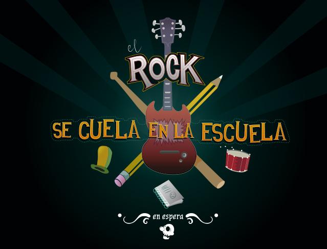 Imagen del espectáculo -  El Rock Se Cuela En La Escuela