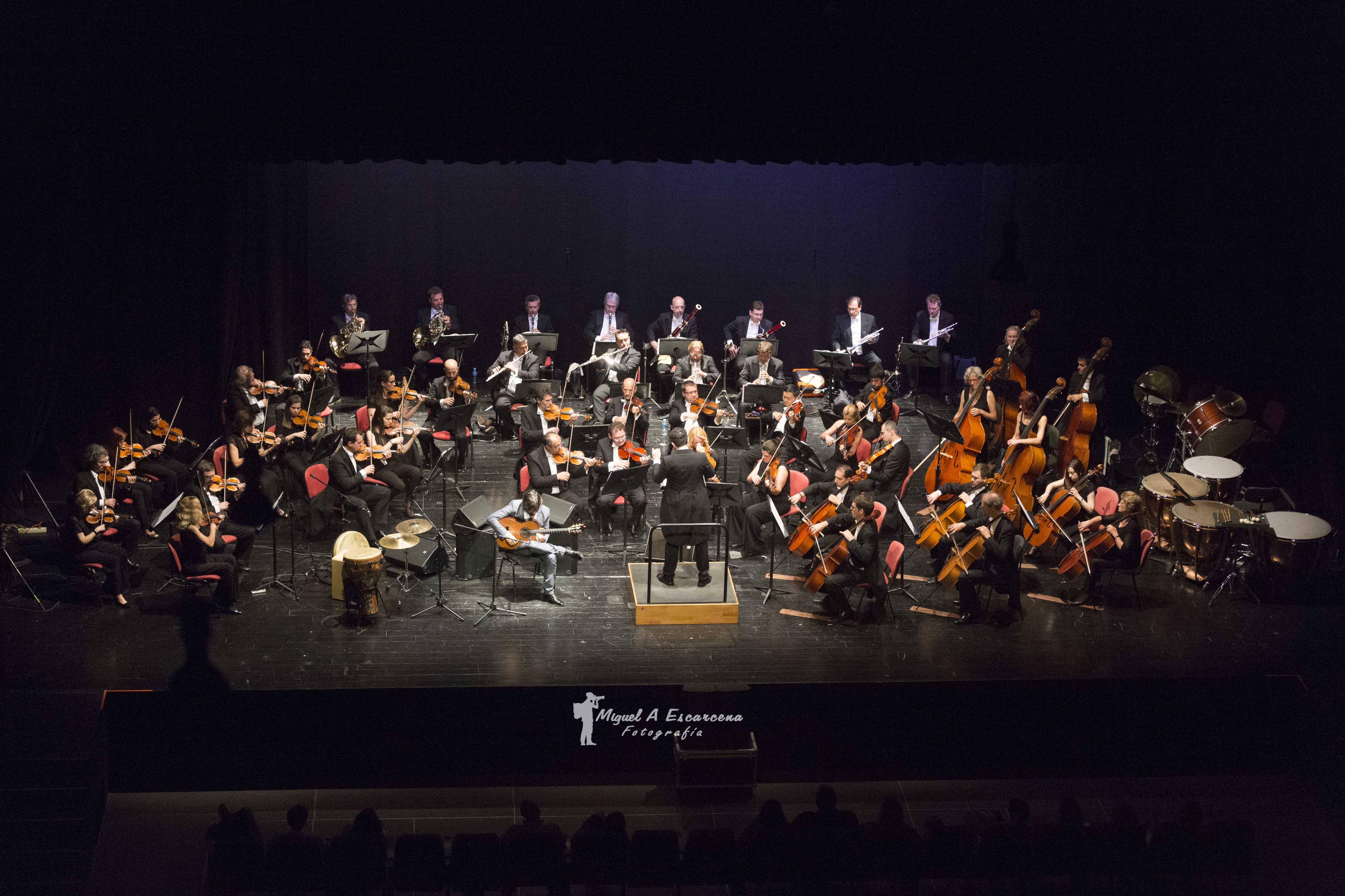 Imagen del espectáculo - Concierto de Aranjuez