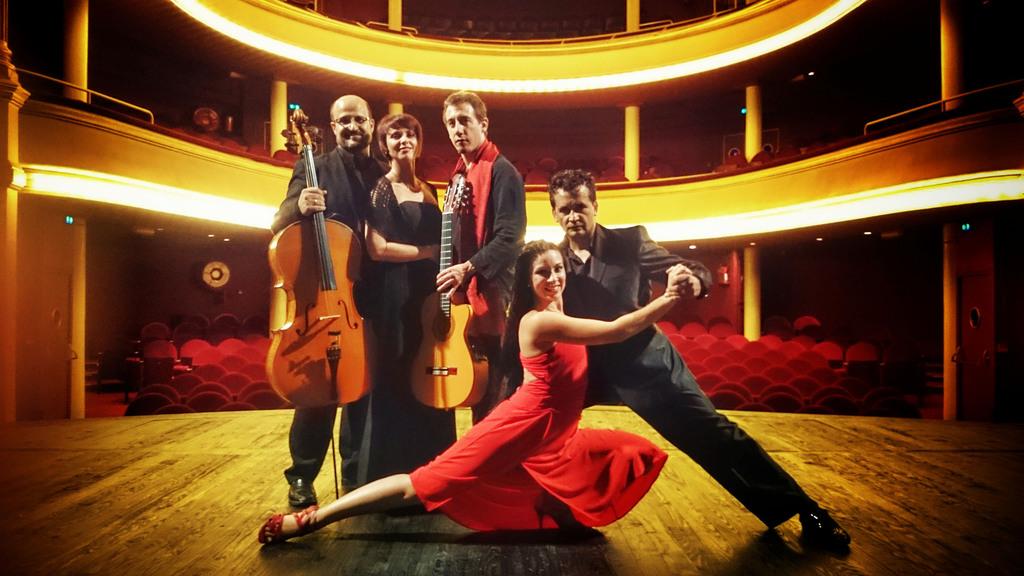 Imagen del espectáculo - Fado tango, música y baile