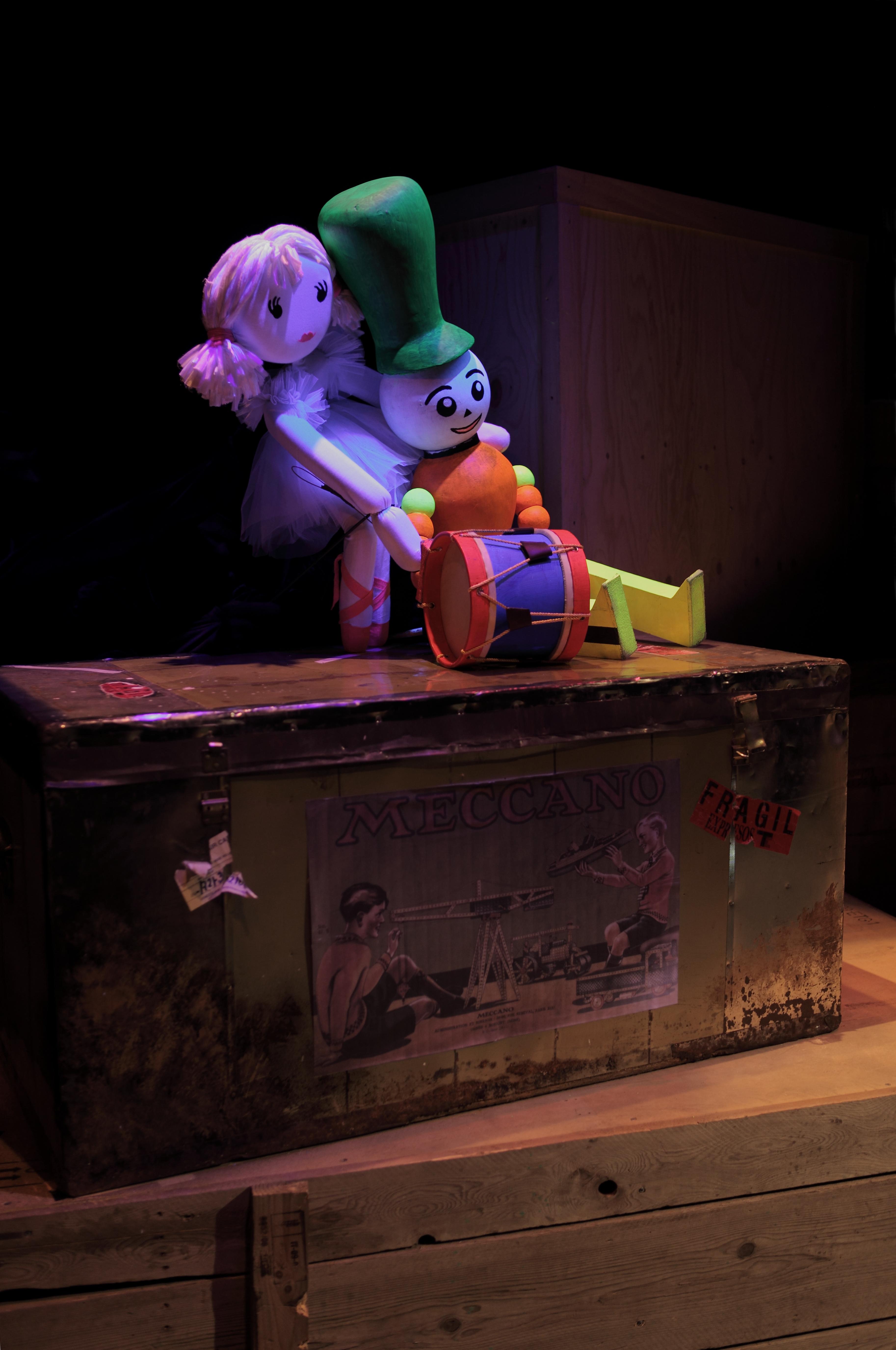 Imagen del espectáculo - La caja de los juguetes