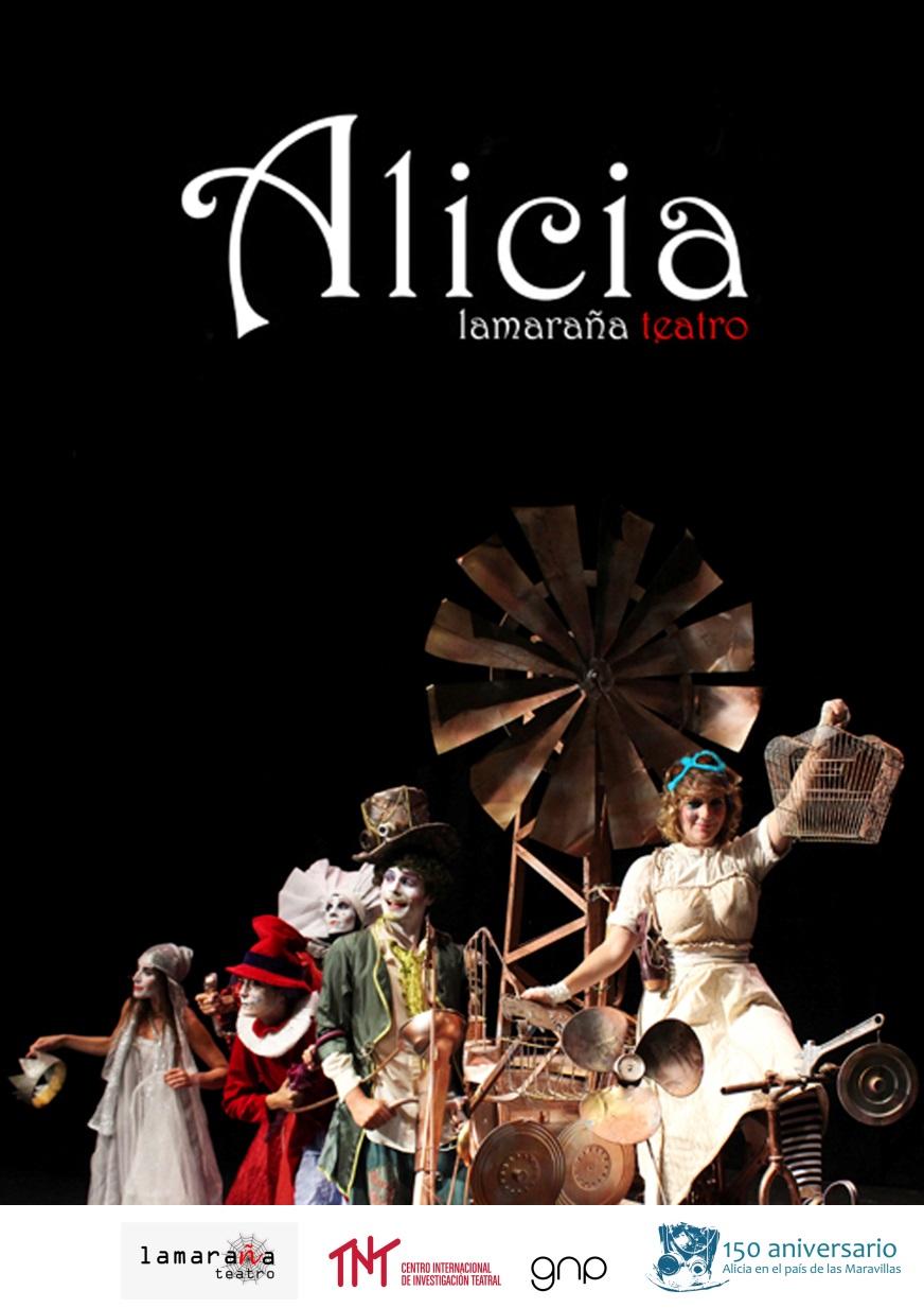 Imagen del espectáculo - Alicia