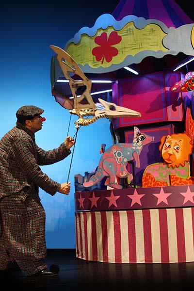Imagen del espectáculo - Viajeros del carrusel