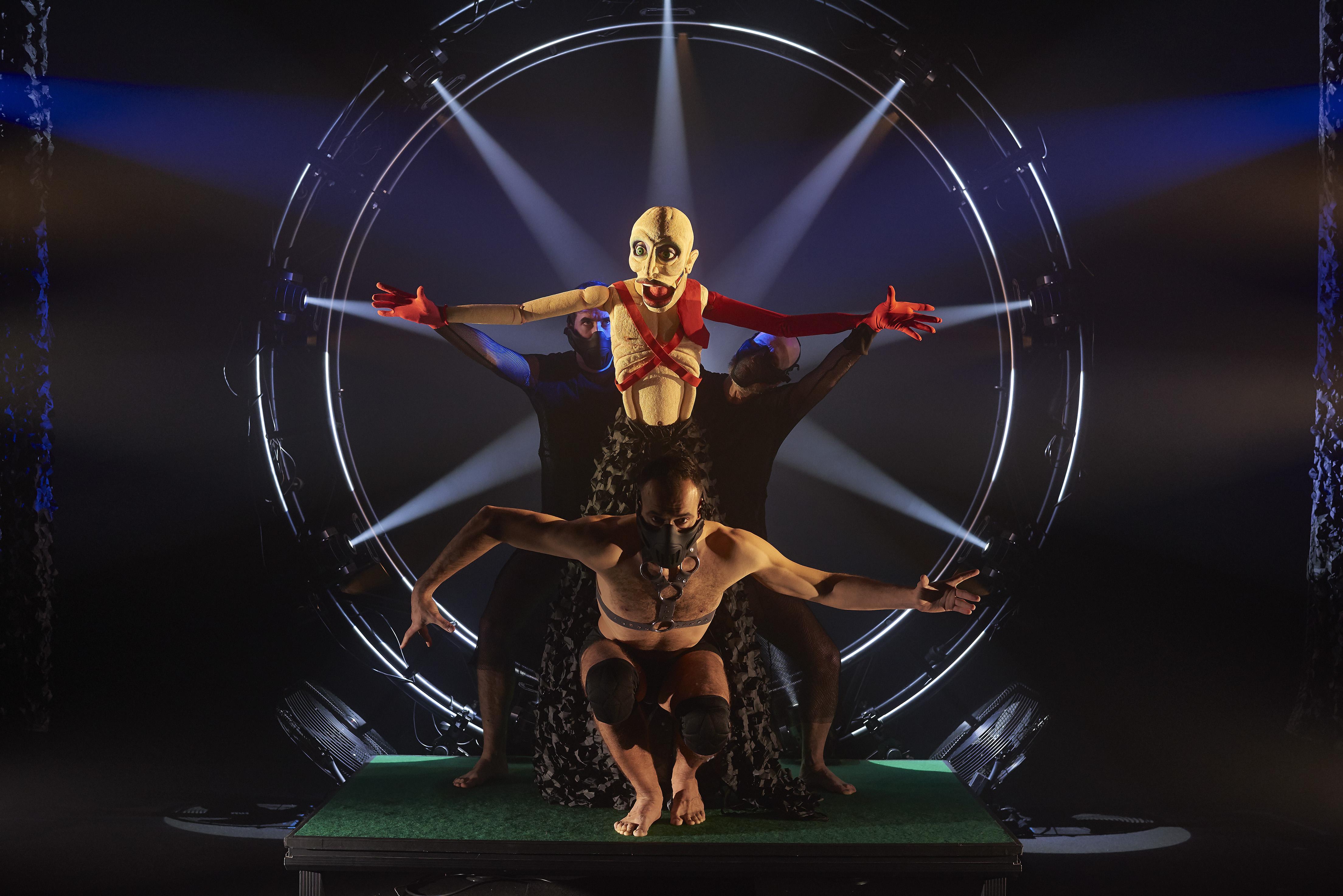 Imagen del espectáculo -  Espejismo