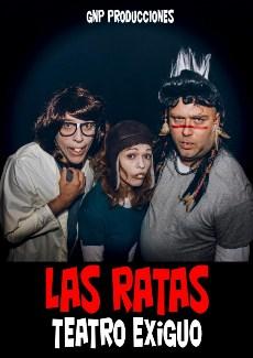 Imagen del espectáculo -  Las ratas