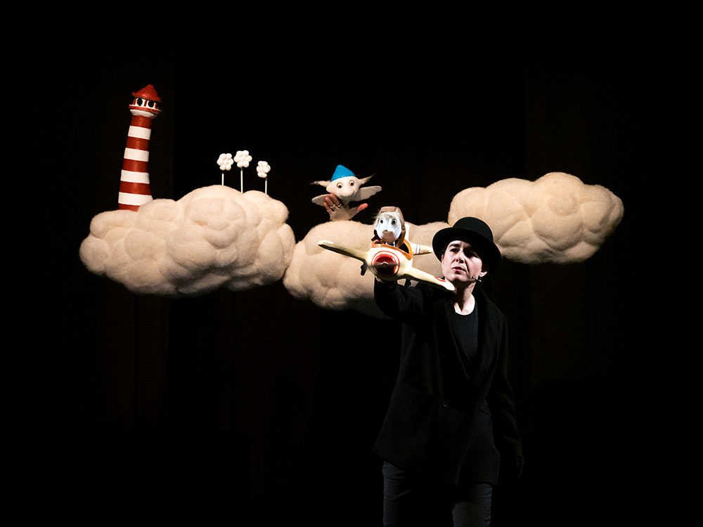 Imagen del espectáculo - Nube Nube