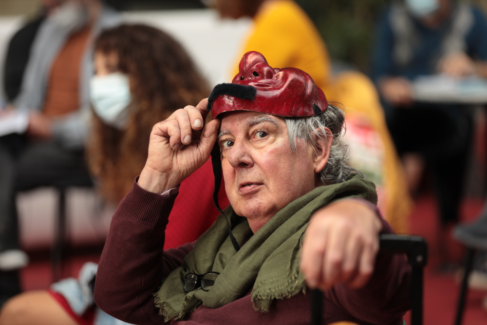 Fotografía #CIRAE Florentino Yamuza