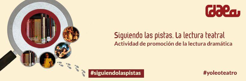 #siguiendolaspiistas
