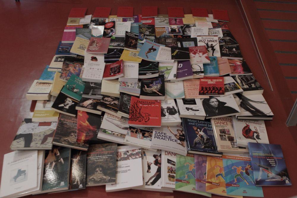 Novedades bibliográficas en danza
