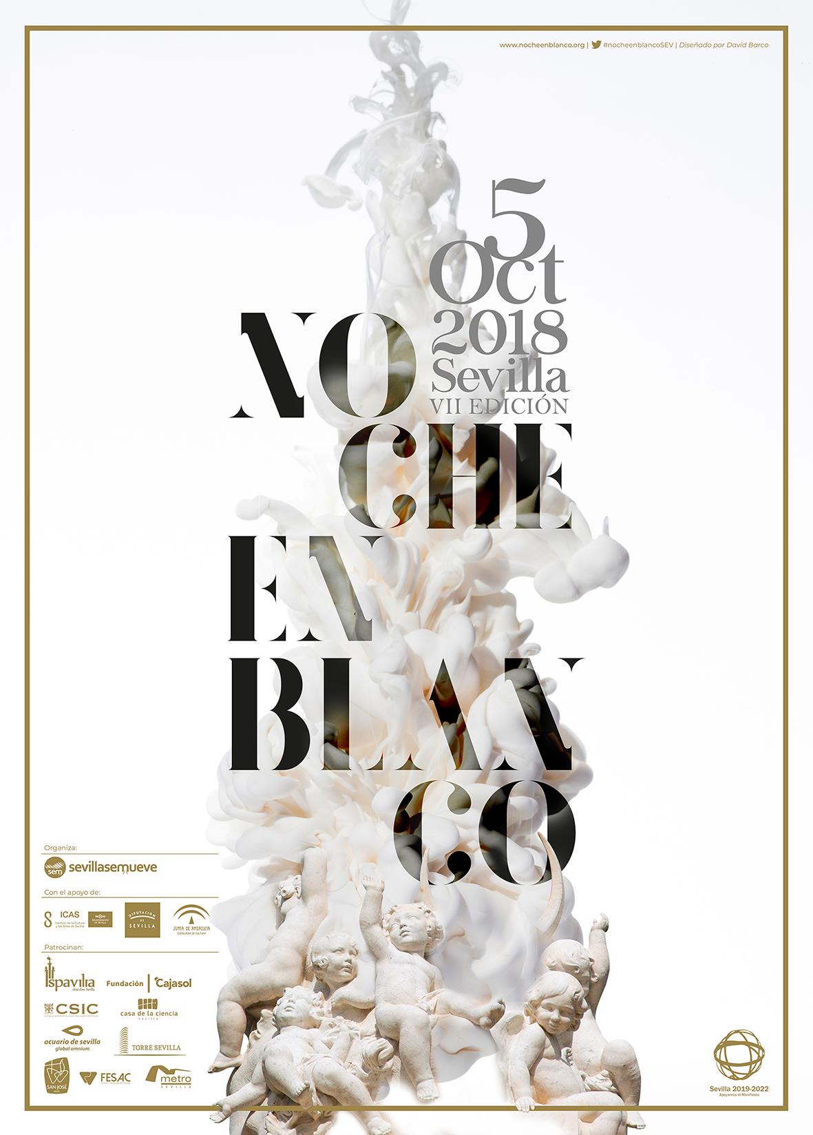 Noche en Blnaco 2018