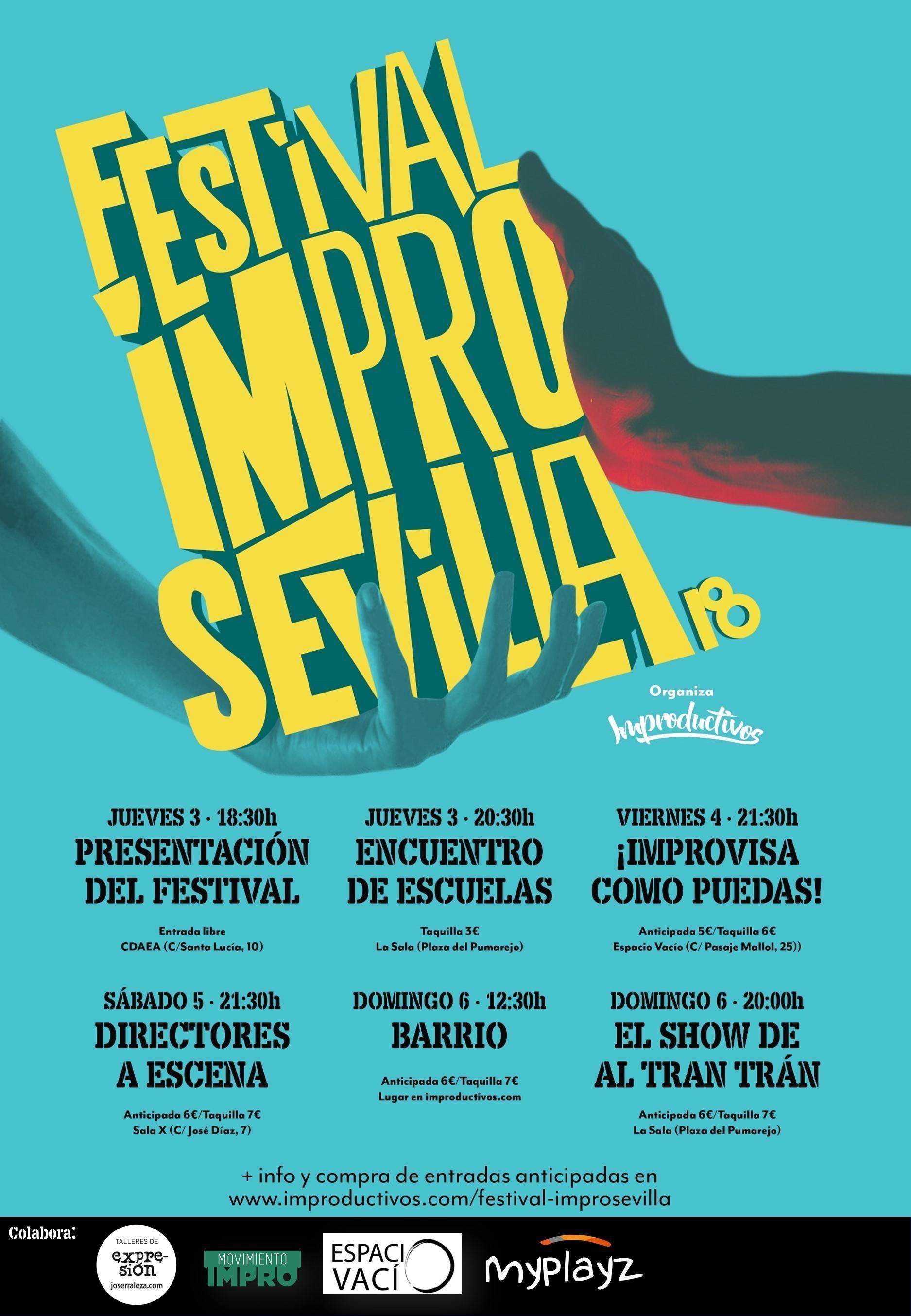 VI Festival ImproSevilla