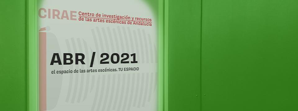 #elcentroAescena abril 2021