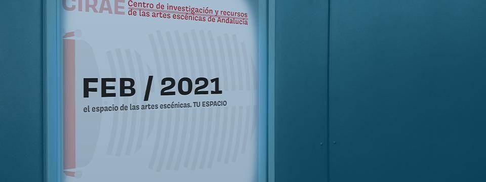 #elcentroAescena febrero 2021