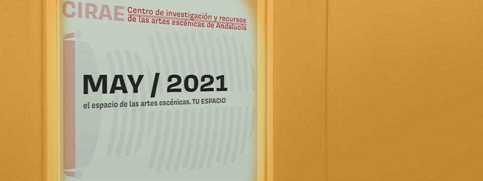 #elcentroAescena mayo 2021