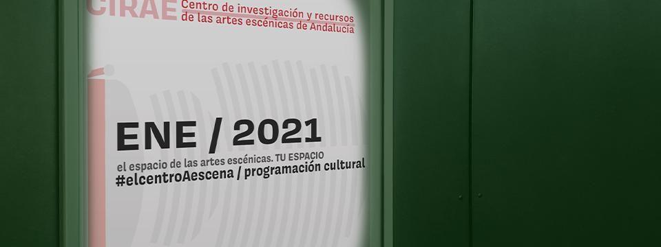 #elcentroAescena enero 2021