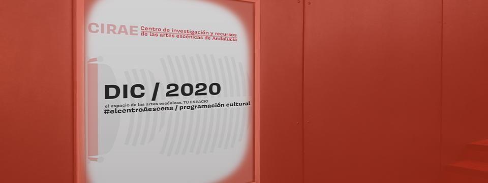 #elcentroAescena diciembre 2020