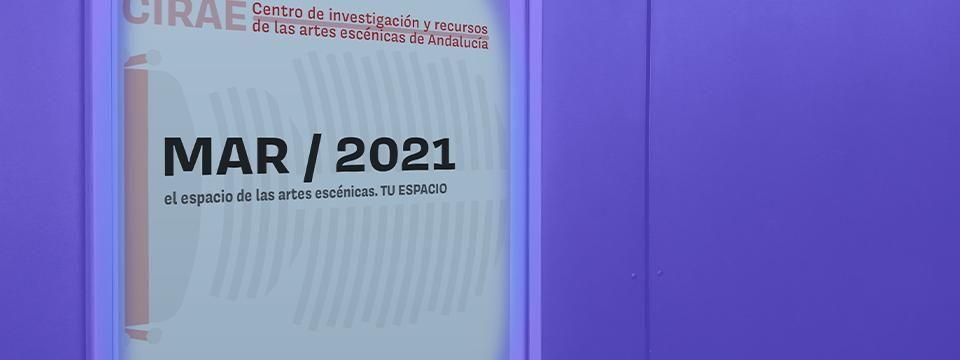 #elcentroAescena marzo 2021