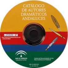 CD-Rom del Catálogo de Autores Dramáticos Andaluces