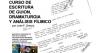 Curso de escritura de guión, dramaturgia y análisis fílmic