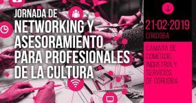 Jornada profesionales de la cultura en Córdoba