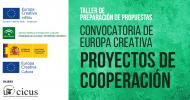 Taller práctico de preparación de propuestas para la convocatoria de proyectos de cooperación
