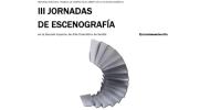 III Jornadas de Escenografía en la E.S.A.D. de Sevilla