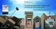 Jornadas de Museología, Conservación y Gestión del Patrimonio Local