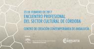 Encuentro Profesional del Sector Cultural de Córdoba