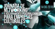 Jornada de networking y asesoramiento personalizado para empresas culturales en Aracena