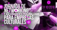 Jornada de networking y asesoramiento personalizado para empresas culturales en Jerez