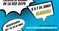 Almagro acoge la 12ª Escuela de Verano de La Red 2019